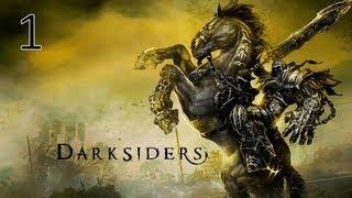 Прохождение Darksiders - Часть 1 — Пришествие всадника Апокалипсиса