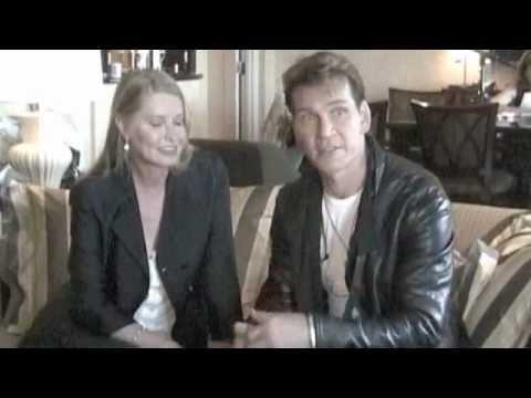 Patrick Swayze & Lisa Niemi 2003