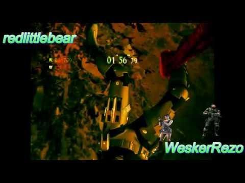 RE5 PC STEAM: Team Survivors W/ WeskerRezo