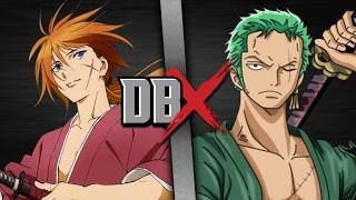 Video Kenshin VS Zoro (Rurouni Kenshin VS One Piece) | DBX download MP3, 3GP, MP4, WEBM, AVI, FLV Agustus 2017