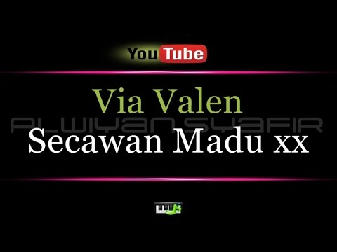 Karaoke Via Vallen - Secawan Madu Xx