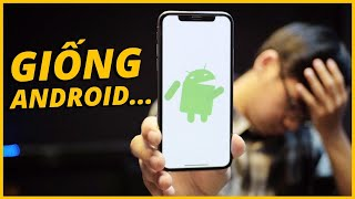 SHOCK!!! iOS 14 SẼ BIẾN iPHONE THÀNH...ANDROID???