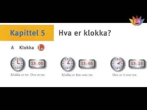 På vei 2014 lær norsk 5