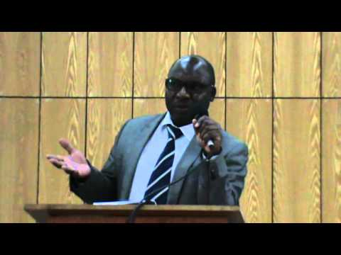 Expert lecture by ICJ-Kenya