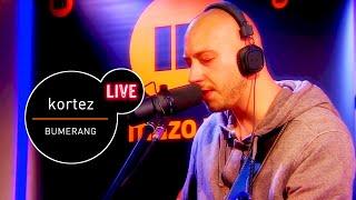 Kortez - Bumerang (Live at MUZO.FM)