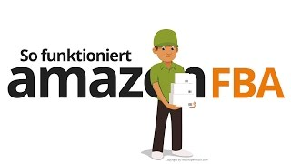 Amazon FBA - so funktioniert Fulfilment by Amazon