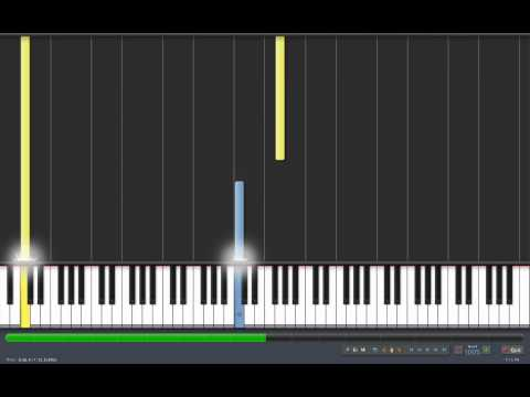 *HD* Piano Tutorial  How to play 2001: A Space Odyssey  Theme