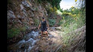 Зеленый север Израиля! Красная черешня! Белая, заснеженная гора Хермон! Прозрачная ледяная вода