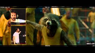 Rocket Raccoon from Guardians Of The Galaxy | HD