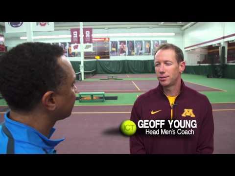 Inside College Tennis with Tony Minnis: University of Minnesota