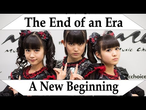 BABYMETAL 2018: The End of an Era & A New Beginning