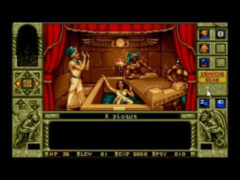 FGS - Waxworks [DOS] Part 1: Set Backs Give Birth To New Journeys