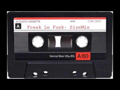 Freak Le Funk PtA - funky DJ mix