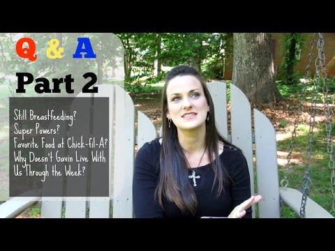 Q & A Part 2: Am I Still Breastfeeding? Super Powers? Nervous about a new nursling?