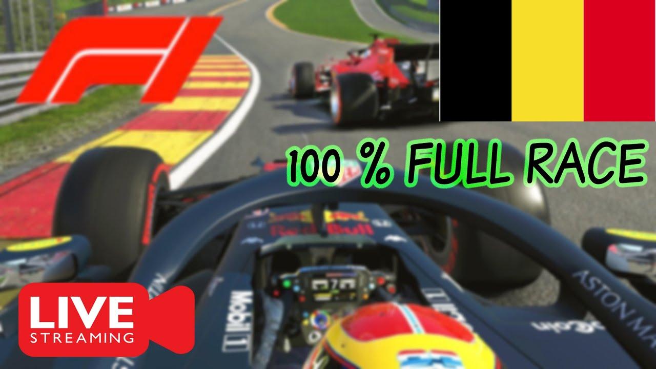Formula 1 | Full race of Belgium | F1 2019 | Charles Leclerc wins the Belgium grand prix |