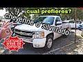 Chevrolet CHEYENNE y silverado para que compares precios en MEXICO ?? trucks for sale autodinamico