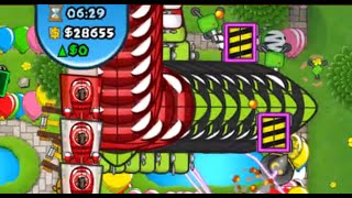 Bloons TD Battles Club Rooms - Mega Boosts and Playing With Fire Battle Arenas!