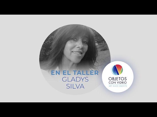 En el Taller de Gladys Silva