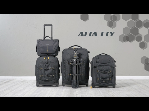 #OnYourGuard: ALTA Fly Trolley Bags