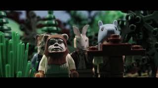 LEGO PET SEMATARY TRAILER 2018 (HD) RECREATION (Horror Film)