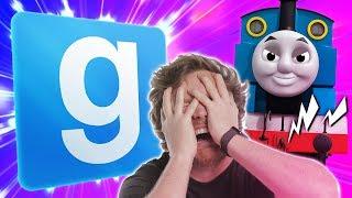 Choo Choo, Thomas! | GMOD TTT