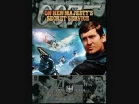 On Her Majesty's Secret Service(Main Theme)