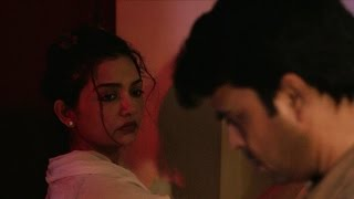 June Malia with Unknown Man in Bedroom | 1+1=3 Ora Tinjon - New Bengali Full Movies 2017 - Scene 3
