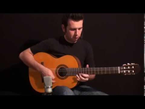 Takamine G-124 Klasik Gitar Tanıtımı