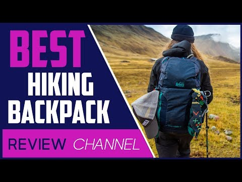 ✅Backpack: TOP 5 Best Hiking Backpack in 2020 (Buying Guide)