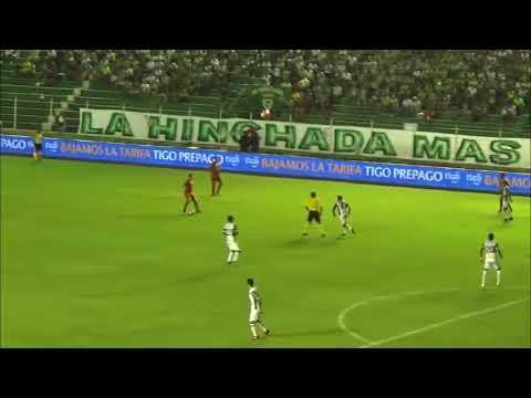 Gol de jhony cano en la victoria de su equipo oriente petrolero vs guabira