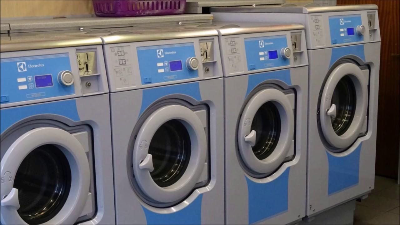 Laundromat encounter