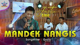 Justin Liee - Mandek Nangis [OFFICIAL]