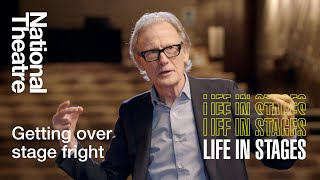 How to Beat Stage Fright with Bill Nighy | Life in Stages