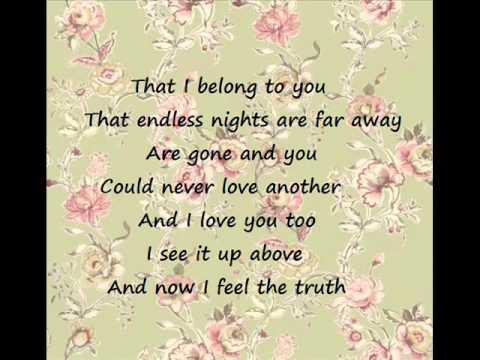 Caro Emerald I Belong To You Lyrics