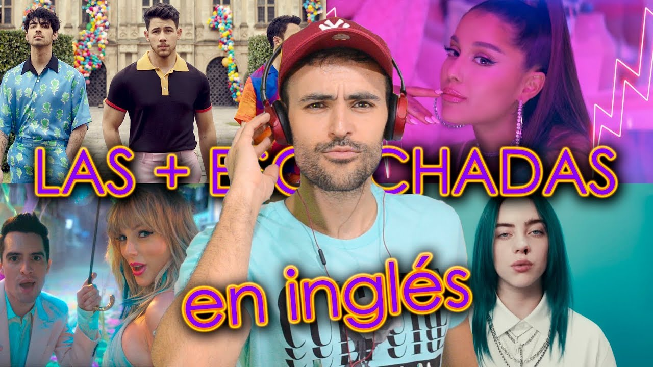Canciones Más Escuchadas 2019 En Inglés Videos Más Vistos En Youtube De Música Wow Qué Pasa Youtube