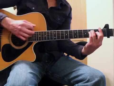 Speak To A Girl  Tim McGraw & Faith Hill  Guitar Lesson
