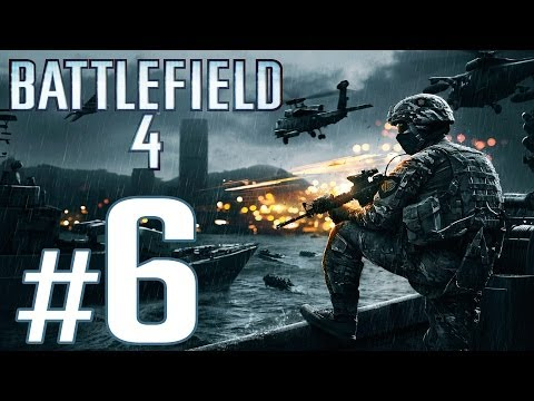 Battlefield 4 Walkthrough HD - Singapore - Part 6 [No Commentary]
