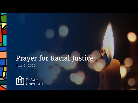 Prayer for Racial Justice