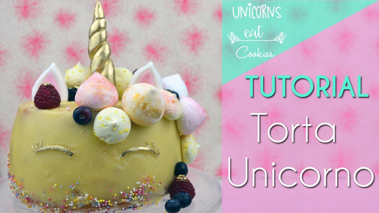 Cake design per tutti la torta unicorno 2 e for Design per tutti