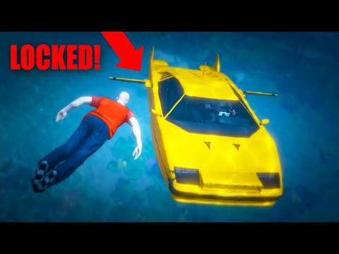 I KICKED HIM OUT OF MY CAR WHILE UNDERWATER! *HILARIOUS!* | GTA 5 THUG LIFE #216 thumbnail