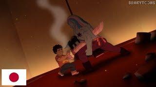 ¡Si Steven Universe fuera un Anime! - Japonés Subtitulado