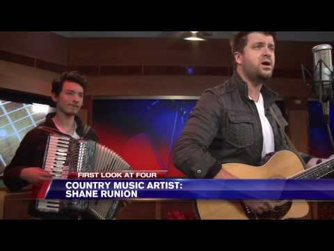 WSAZ First Look at Four - Country Music Artist Shane Runion - 'Old Tattoos'