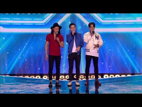 The X Factor UK 2017 JBK Six Chair Challenge Full Clip S14E13