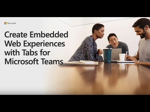 Microsoft Teams Embedded Web Experiences