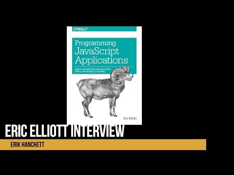 Learning Functional Programming With Eric Elliott