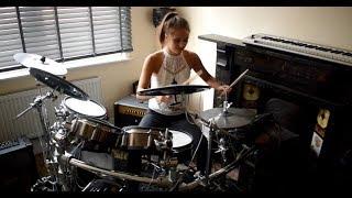 Take Me Out - Franz Ferdinand - Drum Cover - Ella Hall