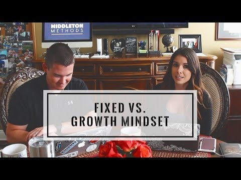 Ep39 Fixed Vs Growth Mindset (WHAT DO YOU FOCUS ON?)