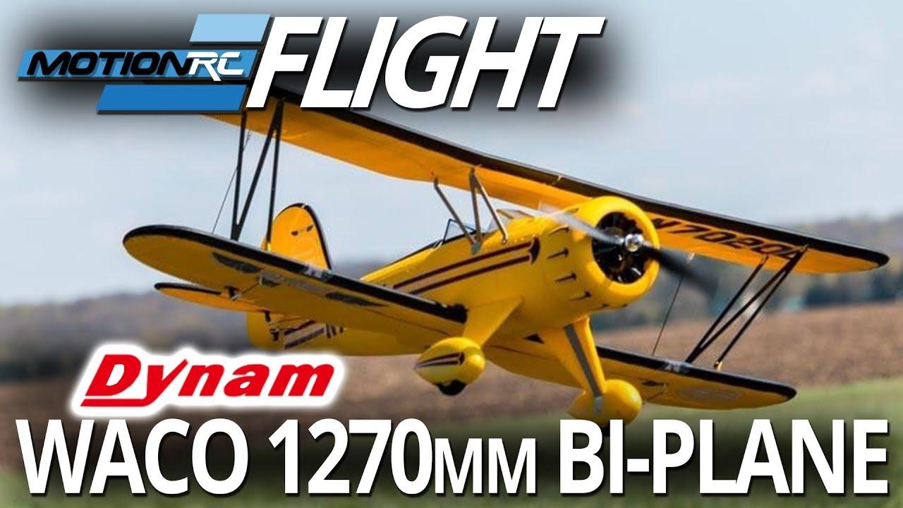 Dynam Waco Red 1270mm (50