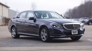 Talking Cars with Consumer Reports #23: A New #2: Mercedes-Benz E250 | Consumer Reports