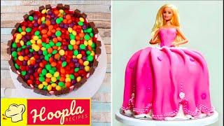 Easy Birthday Cake Decorating Ideas | Easy Dessert Recipes | Hoopla Recipes